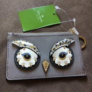 Kate spade Owl poppy